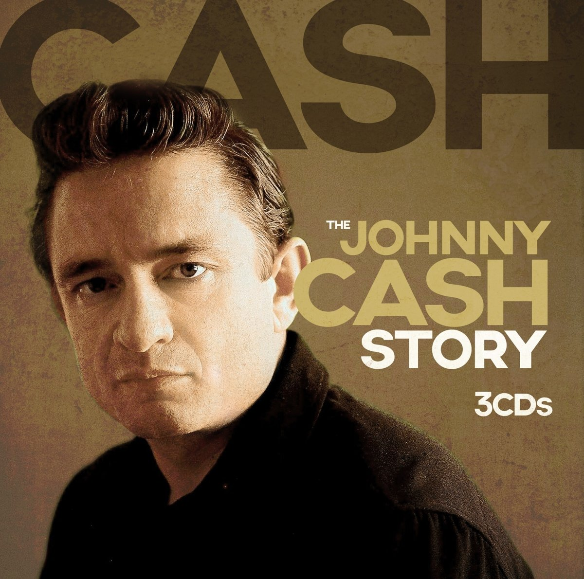 Джонни Кэш Johnny Cash. The Johnny Cash Story (3 CD) джонни хортон johnny horton the ballads of johnny horton