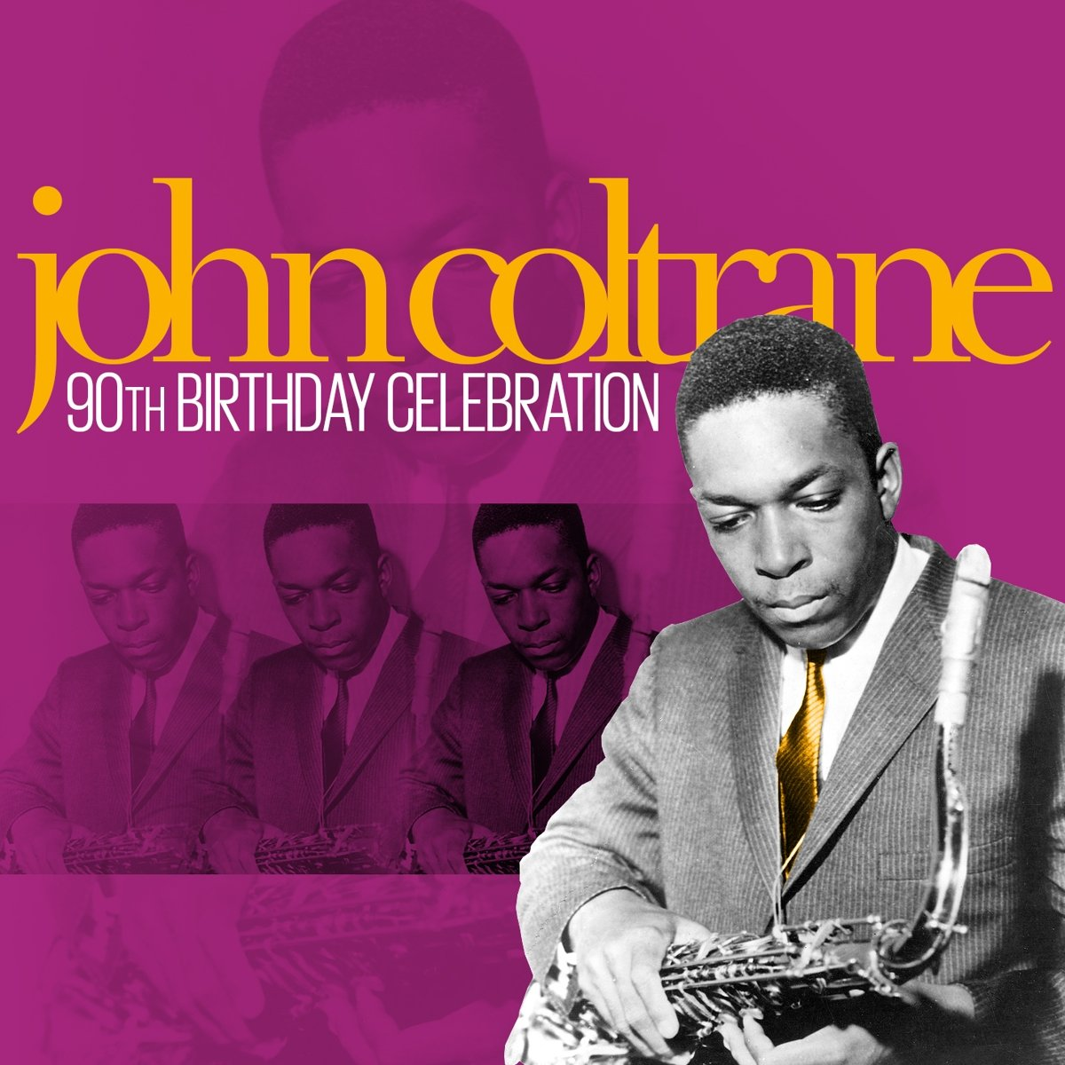 Джон Колтрейн John Coltrane. 90th Birthday Celebration (2 CD) джон колтрейн john coltrane giant steps the best of the early years 10 cd