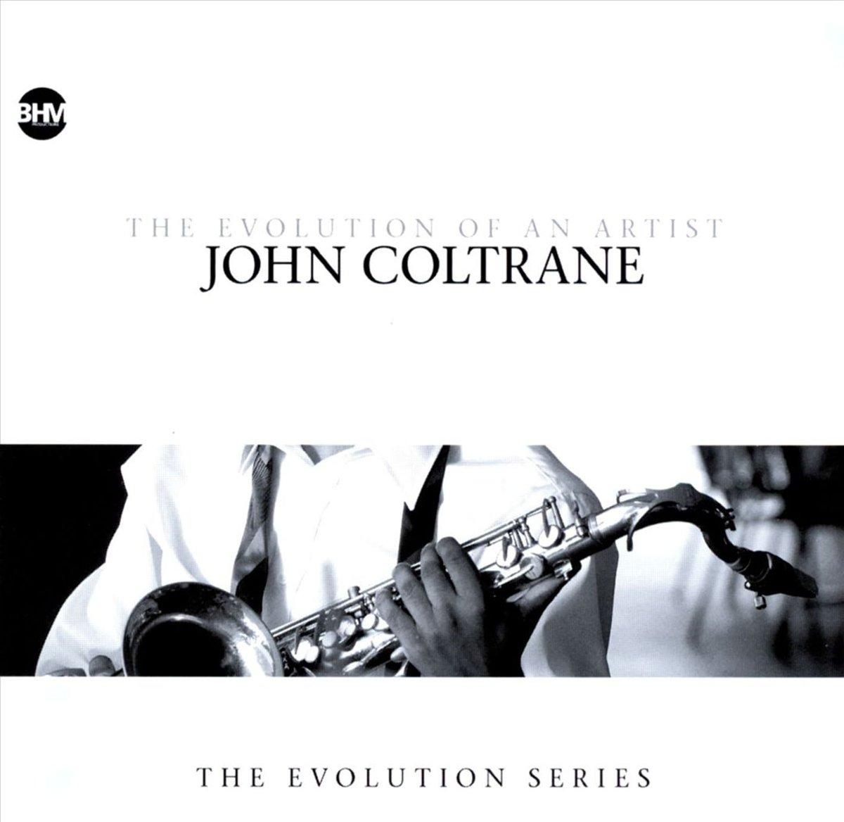 Джон Колтрейн John Coltrane. John Coltrane - The Evolution Of An Artist (2 CD) джон колтрейн john coltrane giant steps the best of the early years 10 cd