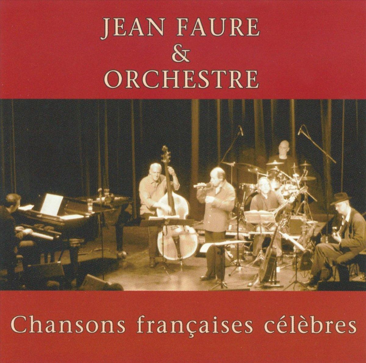 Фото - Jean Faure,Orchestre Jean Faure & Orchestre. Chansons Francaises Celebres jean paul gaultier le male