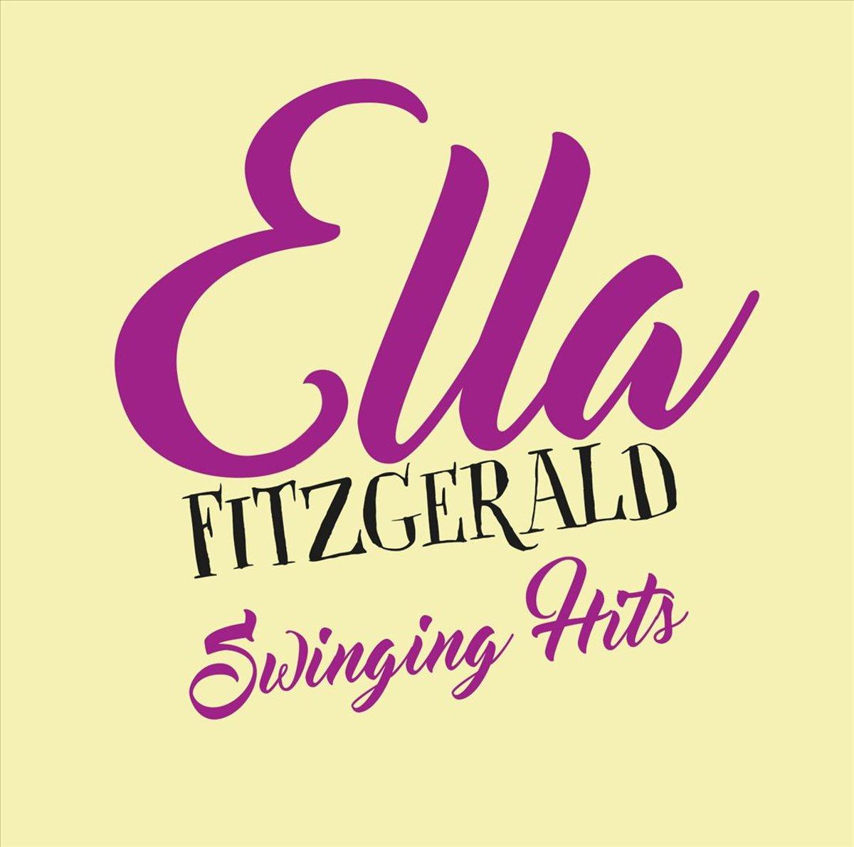 Элла Фитцжеральд Ella Fitzgerald. Swinging Hits (3 CD) cd ella fitzgerald great american songbook