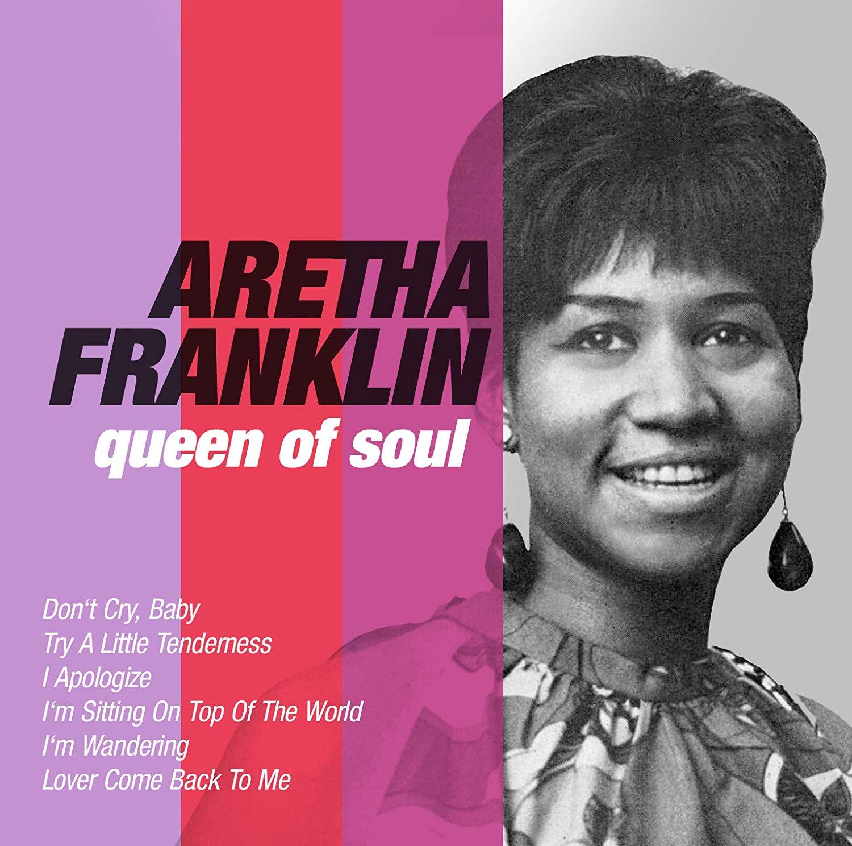 Арета Фрэнклин Aretha Franklin. Queen Of Soul aretha franklin aretha franklin lady soul