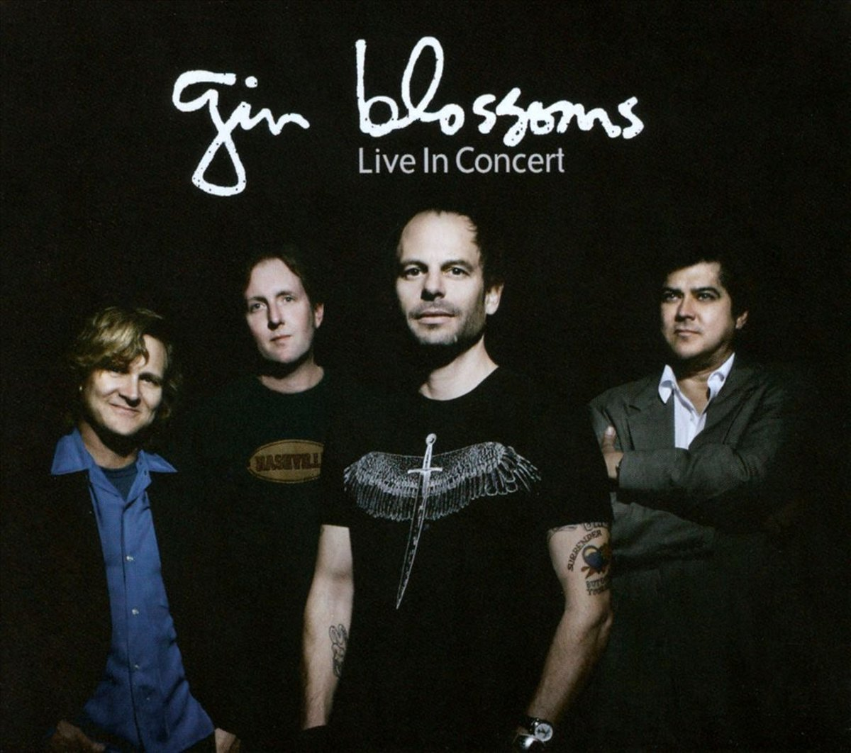 Gin Blossoms Gin Blossoms. Live In Concert camel total pressure live in concert 1984