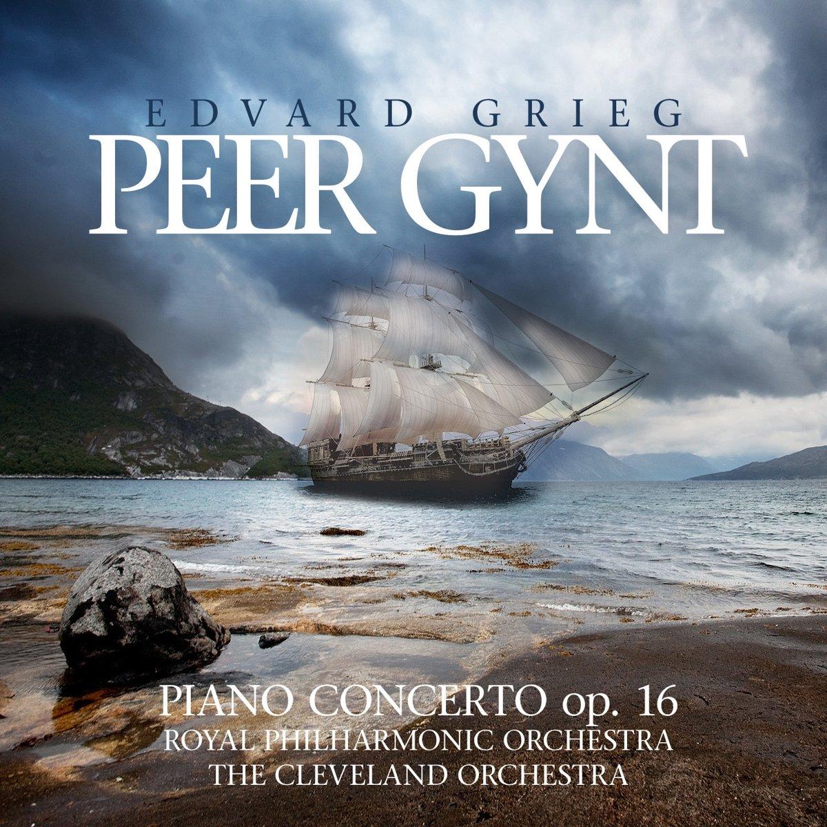 Эдвард Григ Edvard Grieg. Peer Gynt, Piano Concerto (2 CD) edvard grieg 23 little piano pieces