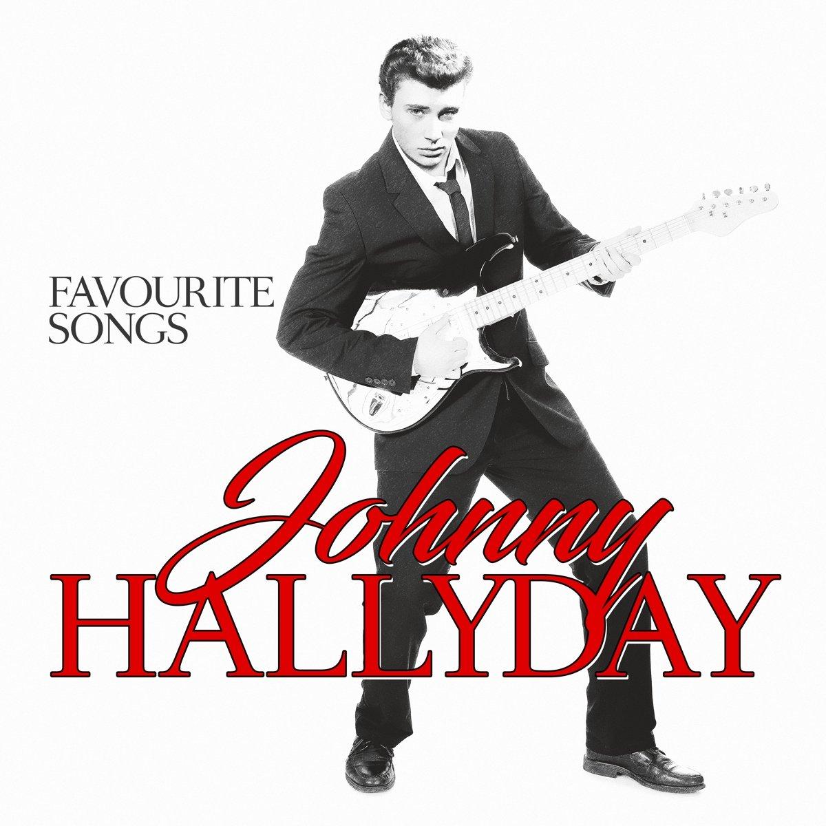 Джонни Холлидей Johnny Hallyday. Favourite Songs (LP) джонни холлидей johnny hallyday born rocker tour concert au theatre de paris 2 lp