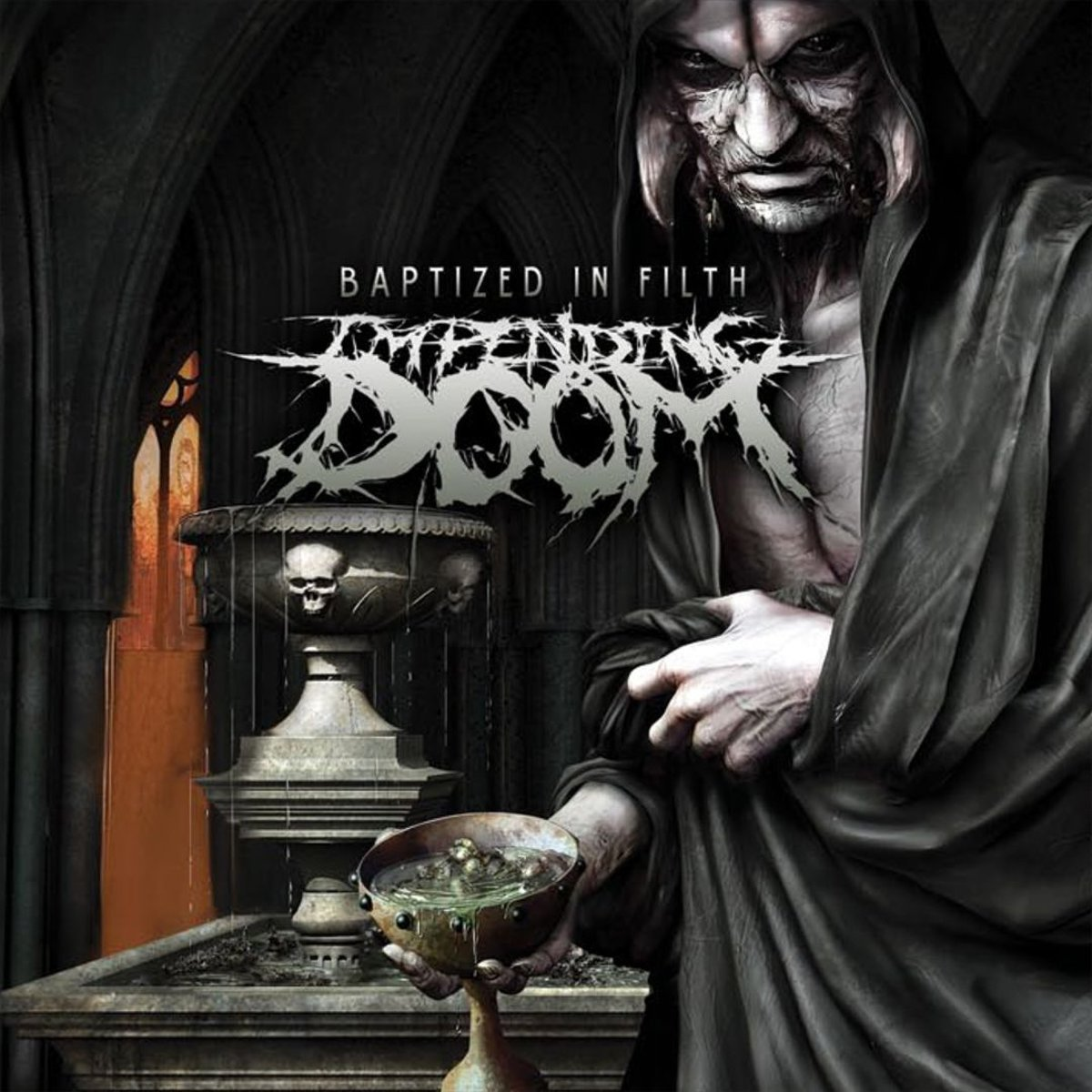 Impending Doom Impending Doom. Baptized In Filth цена