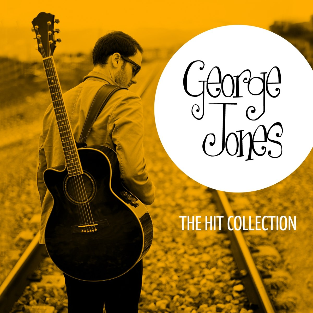 George Jones. The Hit Collection (3 CD)