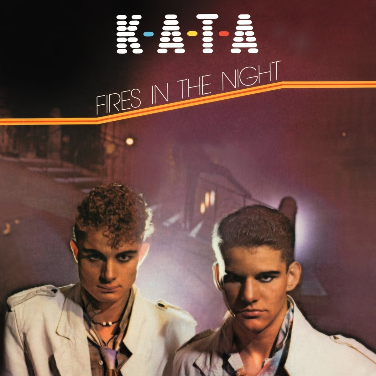 K-a-t-a K-a-t-a. Fires In The Night (LP)