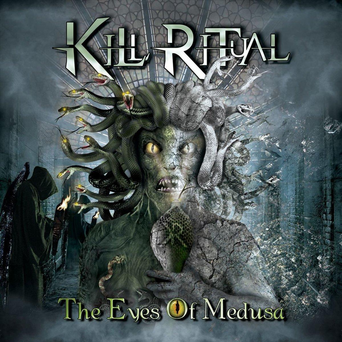 Kill Ritual Kill Ritual. The Eyes Of Medusa natalia afanaseva shinie's ritual