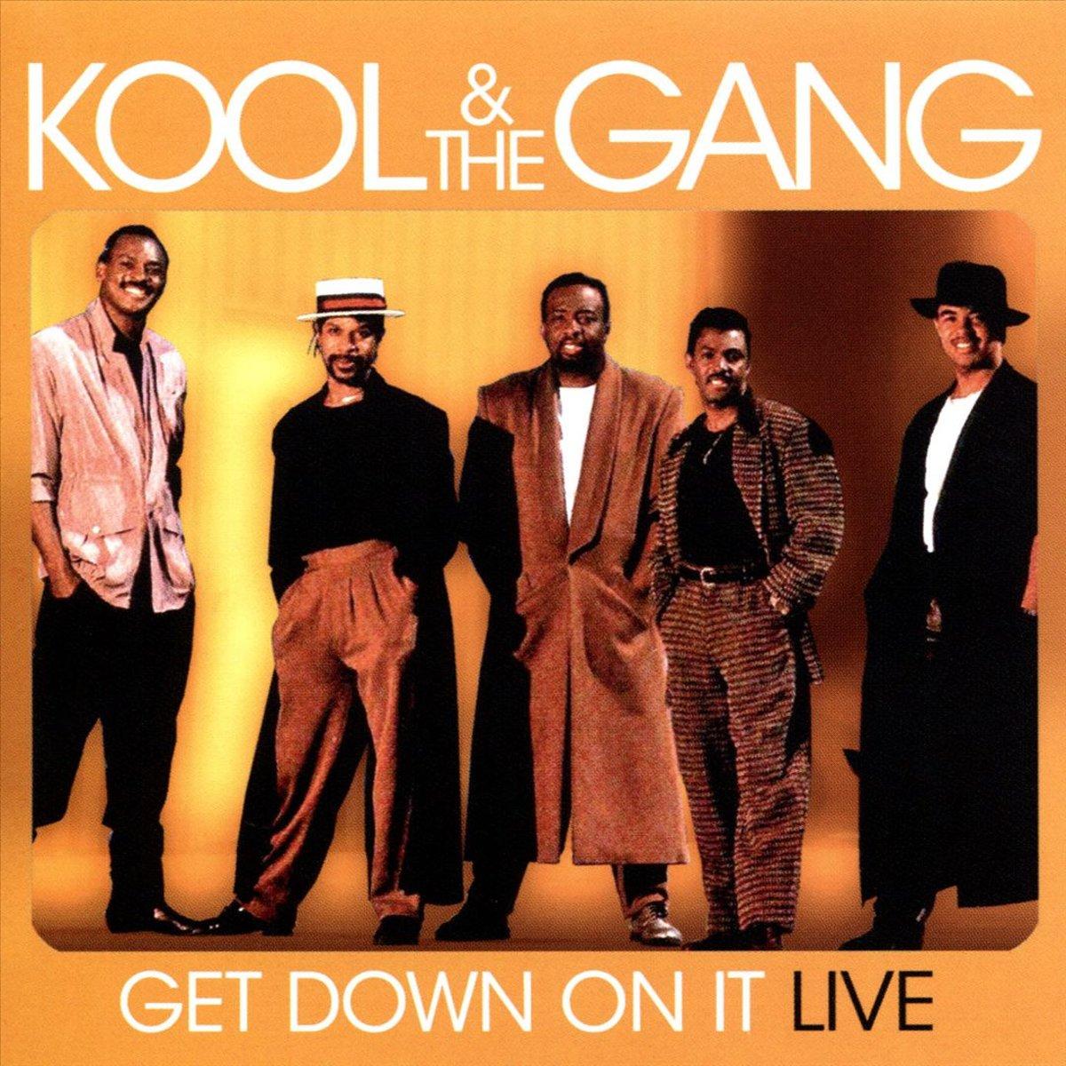 Kool & The Gang Kool & The Gang. Live the magic gang the magic gang the magic gang