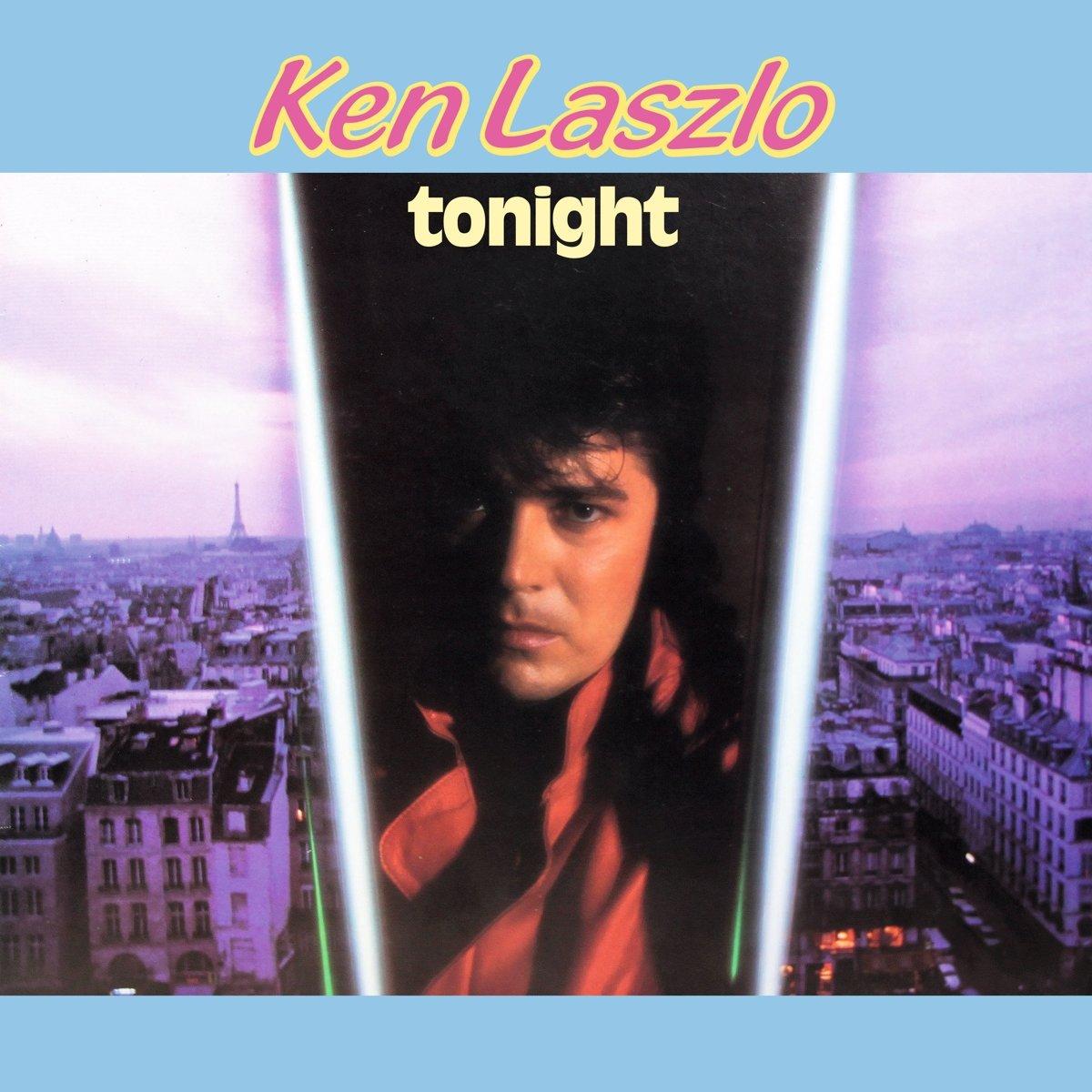 Кен Лацло Ken Laszlo. Tonight (LP) цена и фото