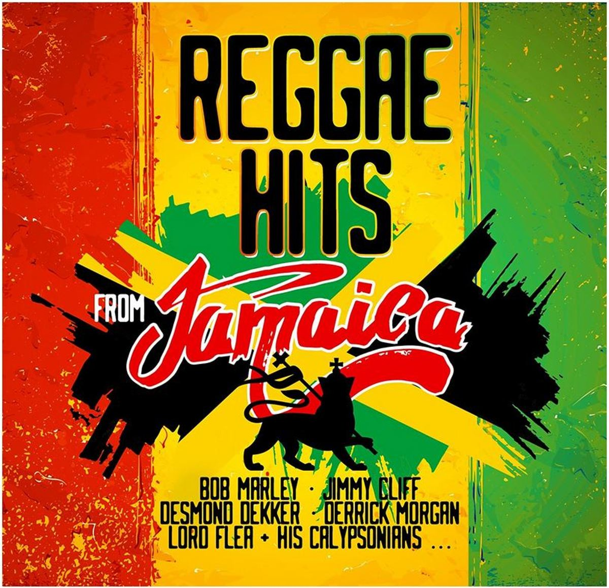 Боб Марли,Jim Cliff,Десмонд Деккер B. Marley, J. Cliff, D. Dekker. Reggae Hits From Jamaica (2 CD) все цены