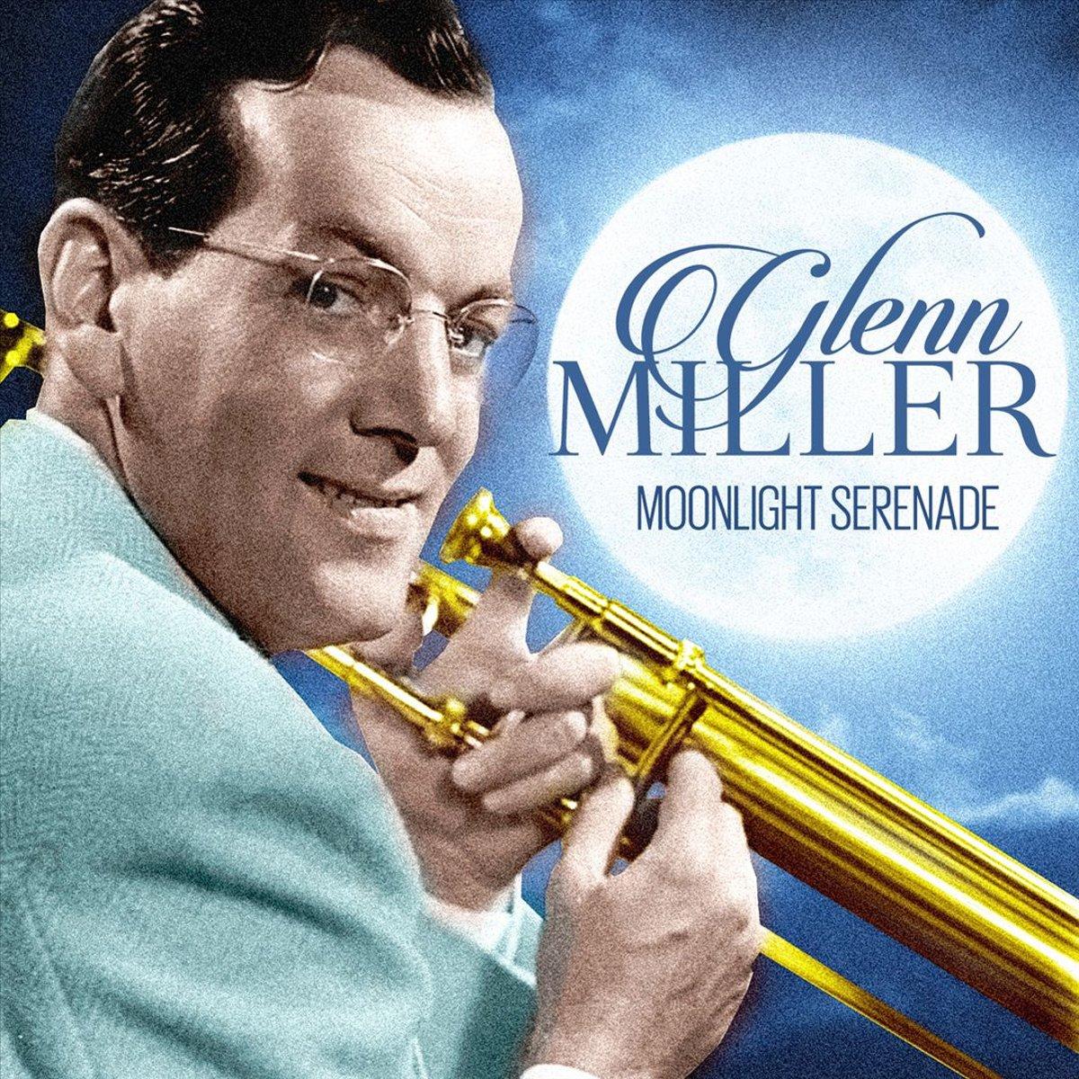 Гленн Миллер Glenn Miller. Moonlight Serenade (LP) цены