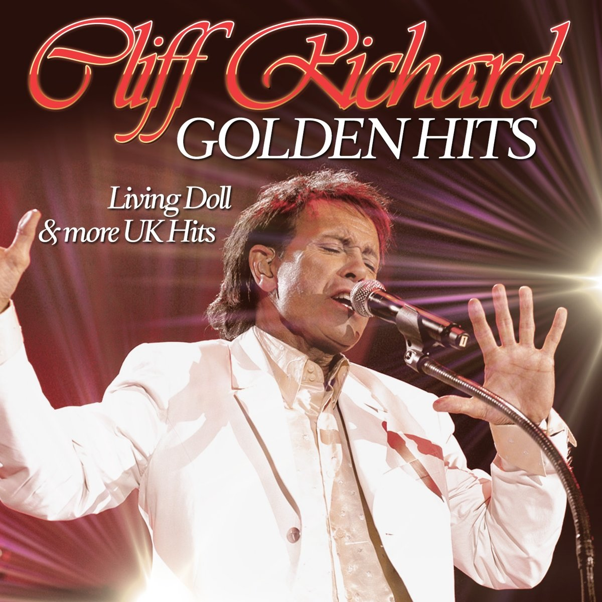 Клифф Ричард Cliff Richard. Golden Hits (2 CD) цена и фото