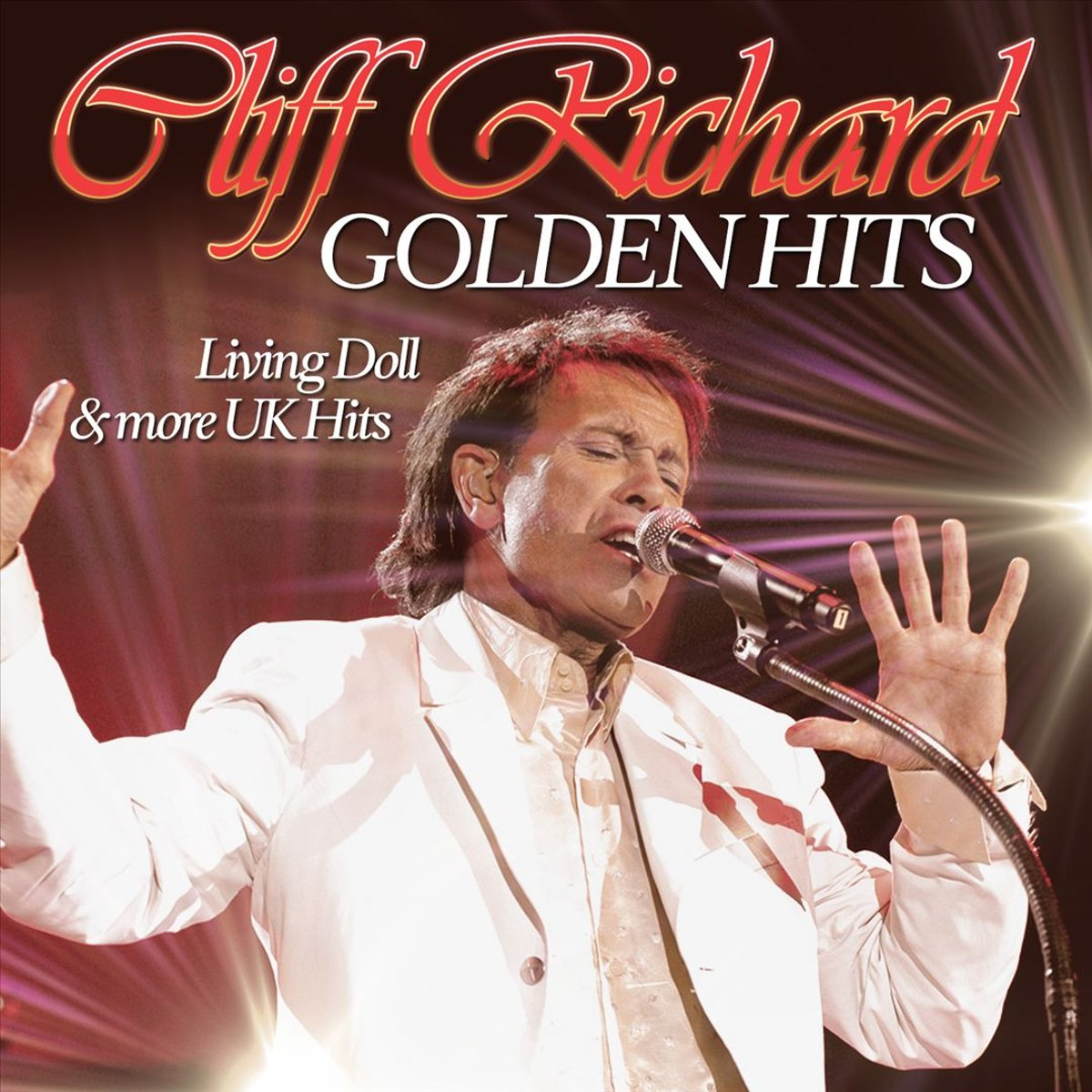 Клифф Ричард Cliff Richard. Golden Hits (LP) цена и фото