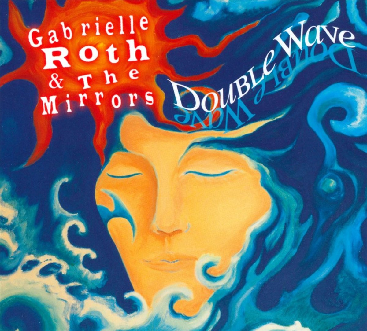 Габриэл Рот,The Mirrors Gabrielle Roth & The Mirrors. Double Wave