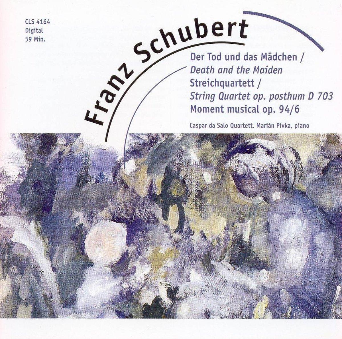цена на Франц Шуберт Franz Schubert. Der Tod Und Das Madchen