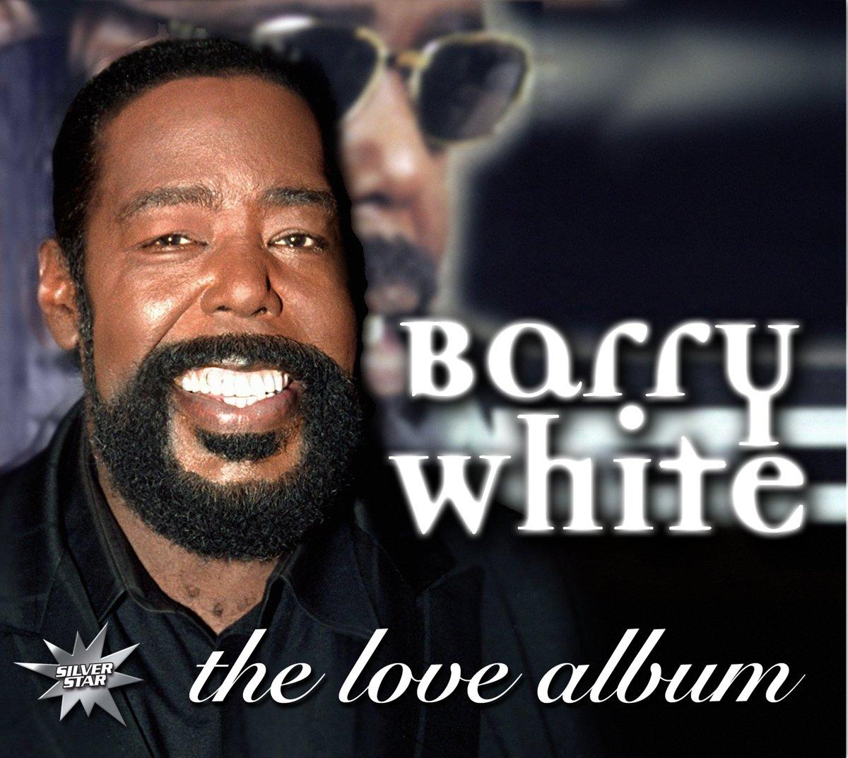 Барри Уайт Barry White. The Love Album barry white barry white stone gon
