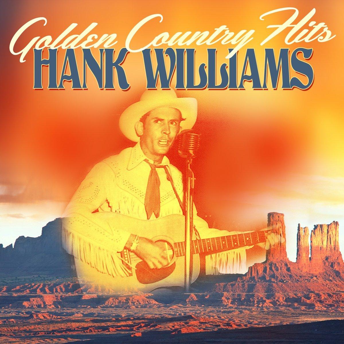 Хэнк Уильямс-младший Hank Williams. Golden Country Hits (2 CD) рой орбисон хэнк уильямс старший roy orbison the mgm years 13 cd