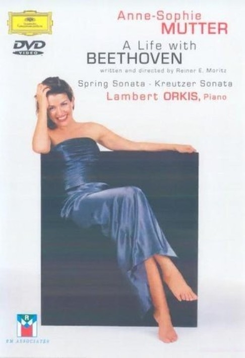 Anne-Sophie Mutter. Life With Beethoven a j artôt rondo op 15