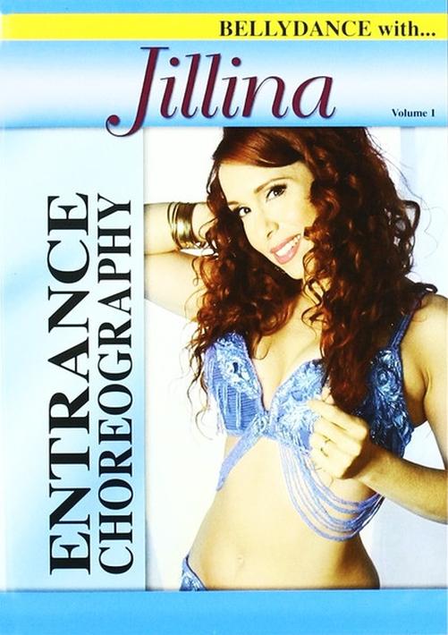 Various Artists. Jillina - Entrance Choreography paul page 1