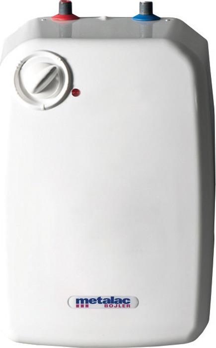 Водонагреватель накопительный электрический Metalac Compact INOX В 8 R, белый