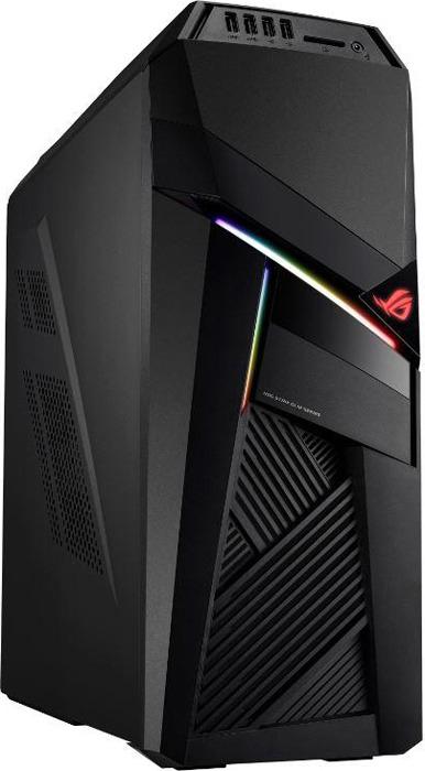 Системный блок ASUS GL12CS-RU001T, 90PD02Q1-M01660, черный mixza gs c2 usb 2 0 4g 8g 16g 64g 128g usb flash memory
