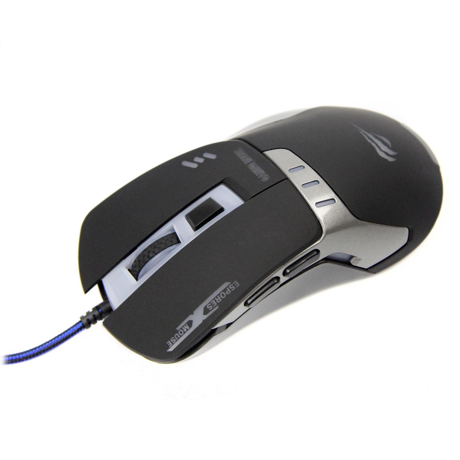 Игровая мышь Havit HV-MS739-black, черный