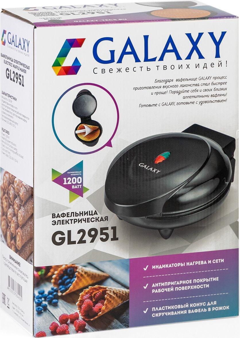 Вафельница Galaxy GL 2951 Galaxy