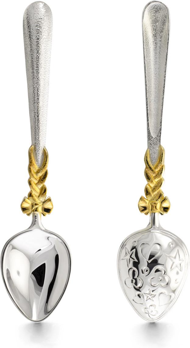 Сувенир ювелирный Intalia из серебра