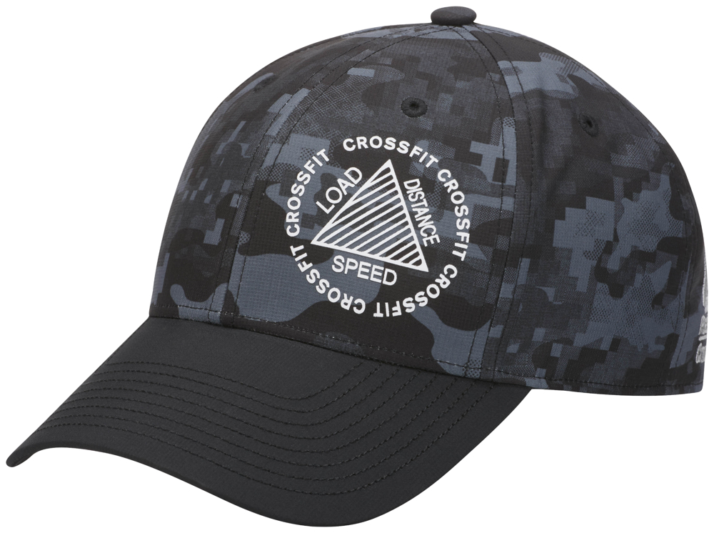 Бейсболка Reebok Cf Baseball Cap stylish person embroidery black baseball cap for men