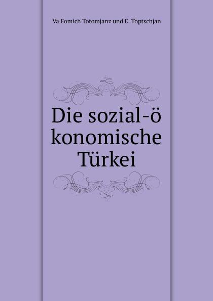 Va Fomich Totomjanz und E. Toptschjan Die sozial-o konomische Turkei nilüfer bicen zielmarkt turkei