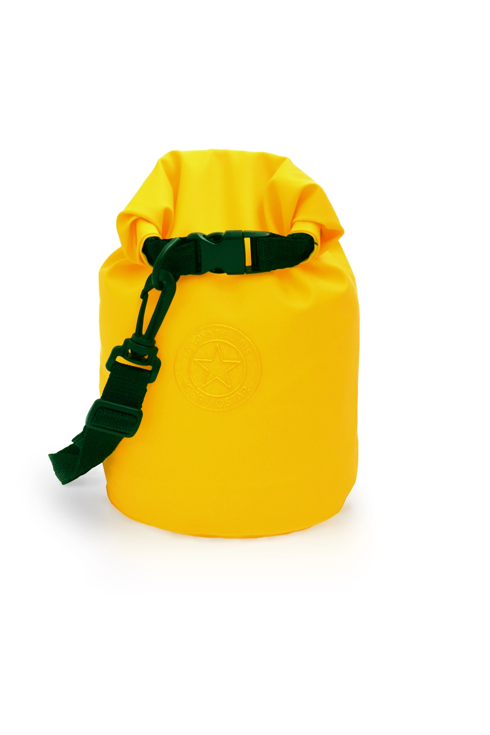 Гермомешок GERMOSTAR М пвх трикотаж 5 л, желтый