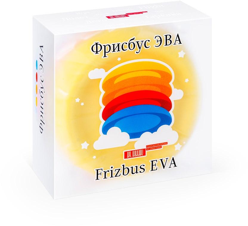 Игрушка для животных Art.lebedev V004342, желтый, голубой, розовый, оранжевый