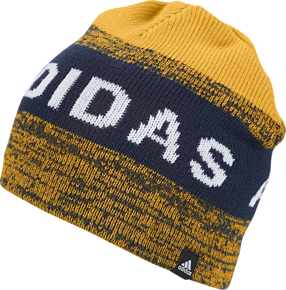 Фото - Шапка adidas Gr Beanie шапка мужская adidas tiro beanie цвет черный bq1662 размер 58 60