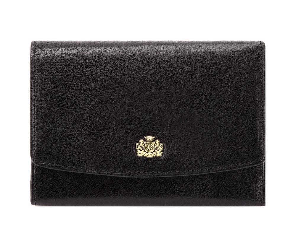 Кошелек Wittchen 10-1-062, черный сумка wittchen 15 4 062 черный