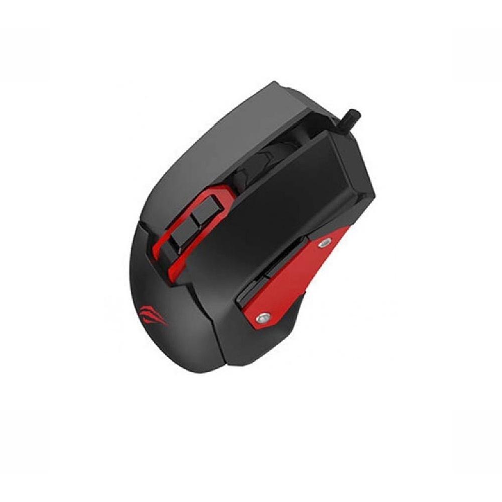 Игровая мышь Havit HV-MS796-black, черный