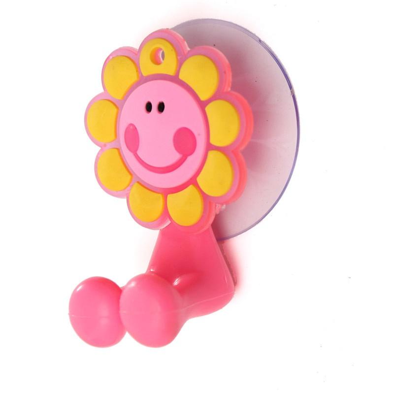 Держатель для зубных щеток Migliores Держатель для зубной щетки на присоске Цветок, ABS пластик плитка для ванной львів