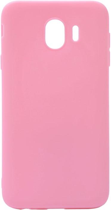 Чехол для сотового телефона GOSSO CASES для Samsung Galaxy J4 (2018) Soft Touch Pink, розовый