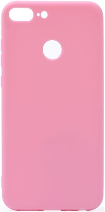 Чехол для сотового телефона GOSSO CASES для Honor 9 Lite Soft Touch Pink, розовый