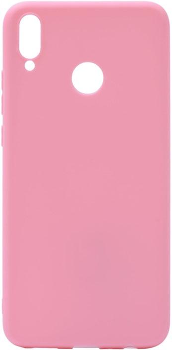 Чехол для сотового телефона GOSSO CASES для Honor 8X Soft Touch Pink, розовый