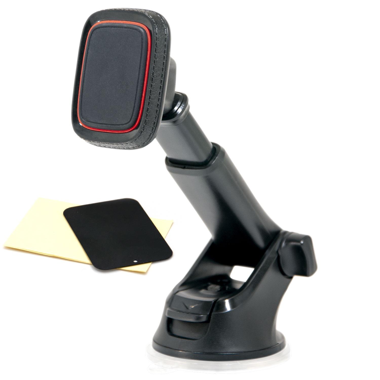 Держатель автомобильный Code CM-701MT, черный автомобильный держатель ttec easydrive go 2tt11 черный