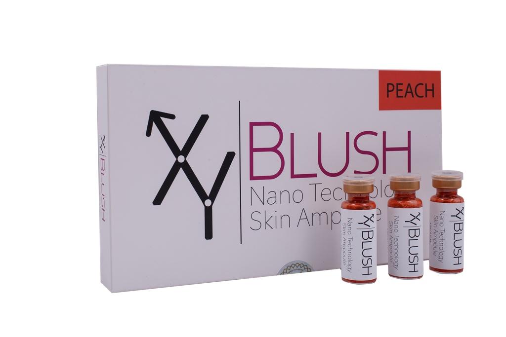 Сыворотка для лица XY Professional XY BB BLUSH Peach Сыворотка для румян, оттенок Персиковый домашний рецепт сыворотки для лица от маруси 888
