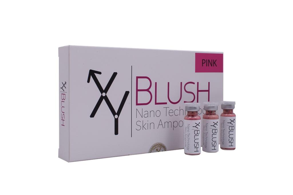 Сыворотка для лица XY Professional XY BB BLUSH Pink Сыворотка для румян, оттенок Розовый домашний рецепт сыворотки для лица от маруси 888