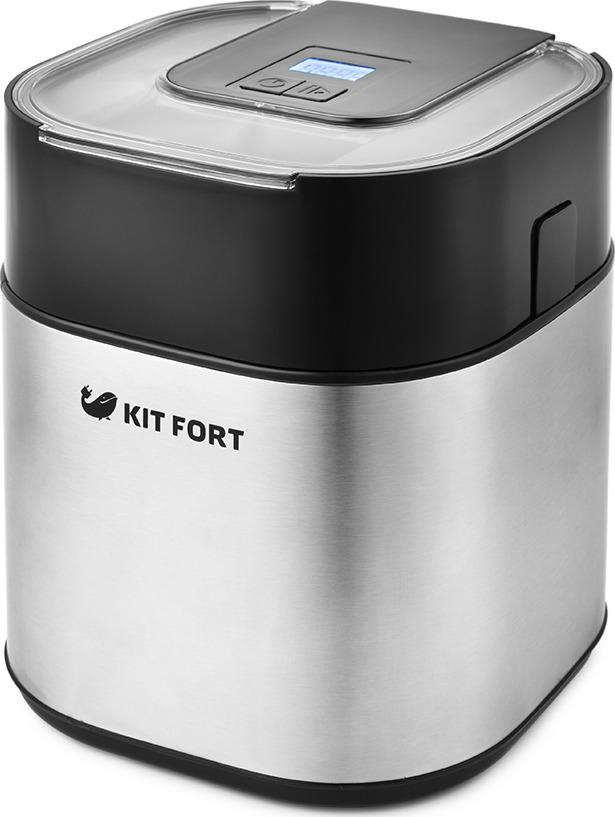 Мороженица Kitfort КТ-1805, черный