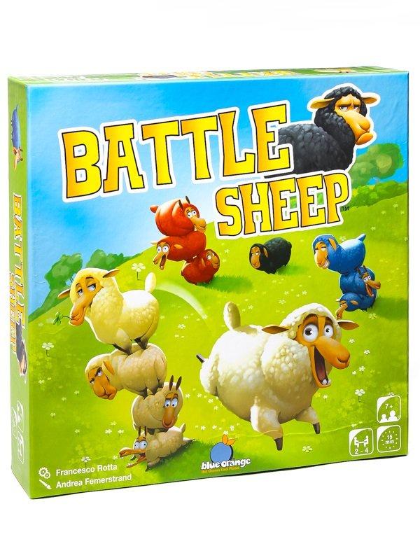Настольная игра Стиль Жизни Боевые овцы стиль жизни настольная игра стиль жизни коварный лис