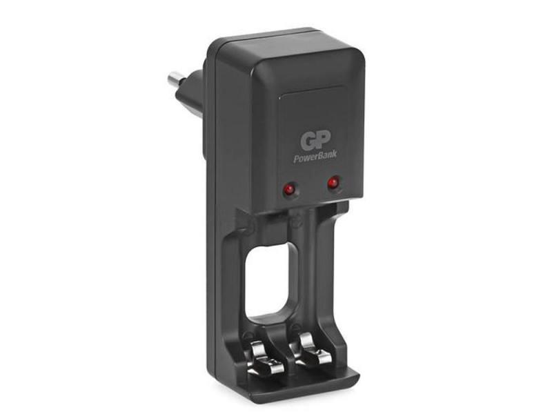 цена на Зарядное устройство GP PB330GS-2CR1, черный