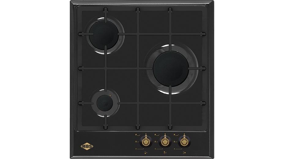 Варочная панель MBS PG-453BL, черный цена
