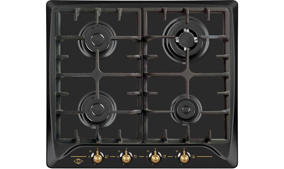 Варочная панель MBS PG-606BL, черный цены