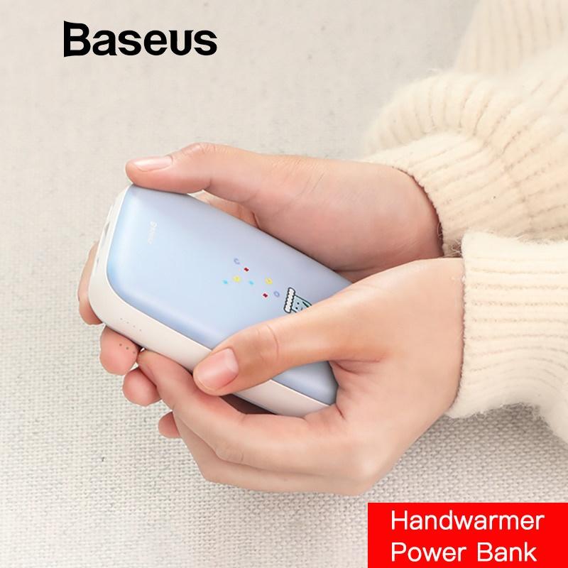 Беспроводное зарядное устройство Baseus зарядное устройство Power Bank 10000 мАч, синий 2600mah power bank usb блок батарей 2 0 порты usb литий полимерный аккумулятор внешний аккумулятор для смартфонов светло зеленый